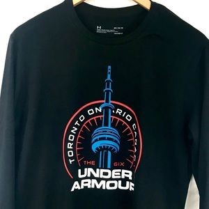 NWT Under Armour Long-Sleeved Shirt